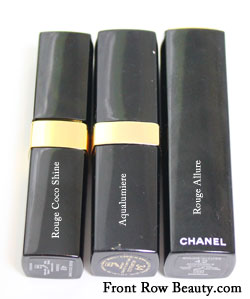 chanel-rouge-coco-shine-lipsticks-comparisons