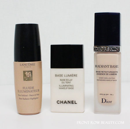 lancome-chanel-dior-makeup-base