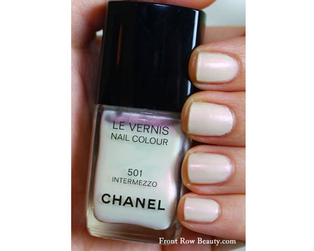 Chanel Intermezzo 501 Nail Polish