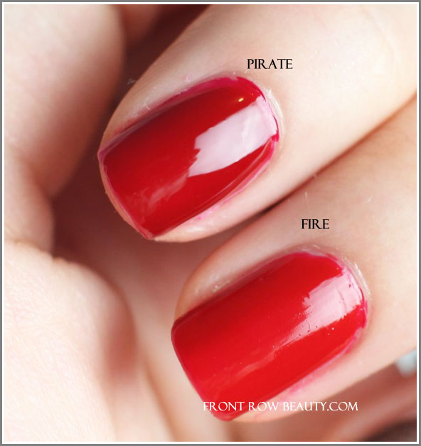 chanel-le-vernis-pirate-fire-comparison-swatches