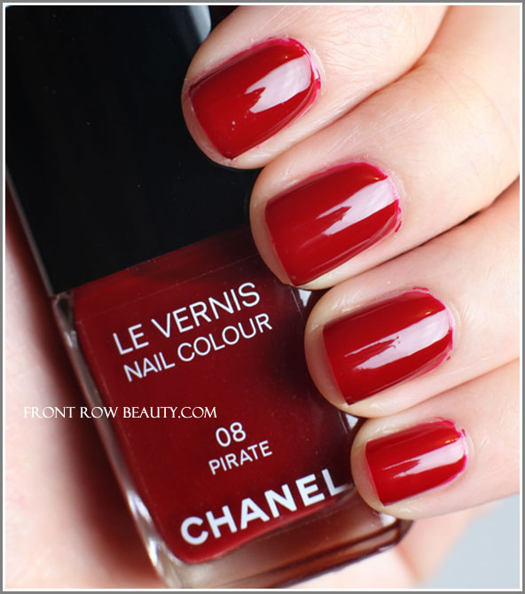 Chanel Pirate Nail Polish Review - Creative Touch