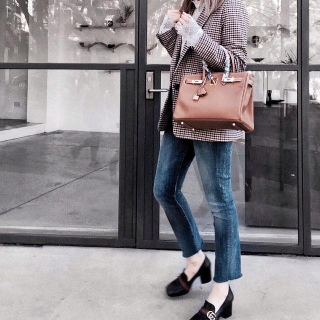 My beloved Miss Goldie #botd #birkingold #birkingold30 #hermesbirkin #hermesbag #hermeslover #hermesbirkin30 #luxuryfashion #gucci #gucciloafers #luxurystyle #ootd #mylook #lookoftheday #fashionlover #styleblogger…