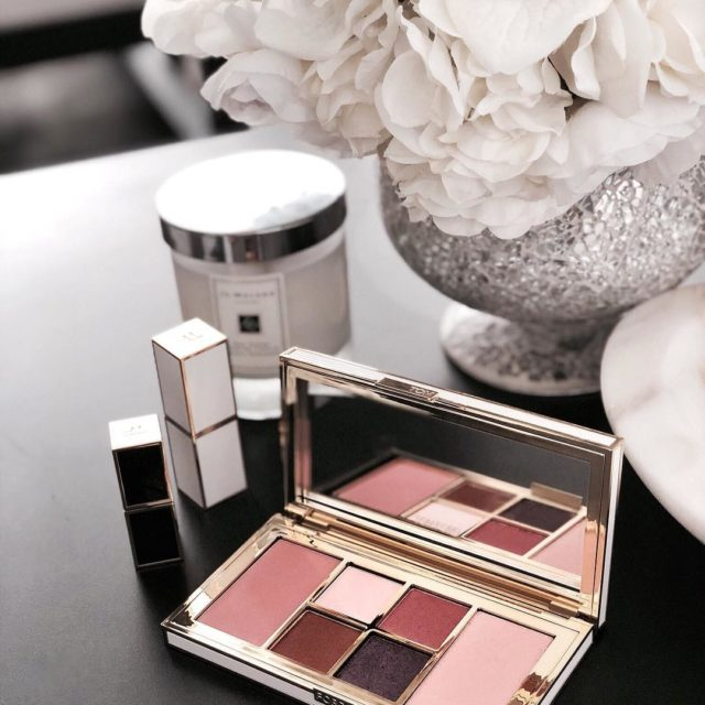 Added another #tomford soleil palette #purelove #violetargente #tomfordsoleil2017 #tomfordsoleil #tomfordbeautyaddict #tomfordbeauty #tomfordmakeup #homesweethome #luxe #luxurybeauty