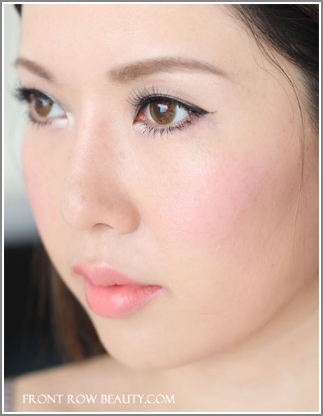 Chanel-Joues-Contraste-Powder-Blush-NARCISSE-swatch-fotd-2