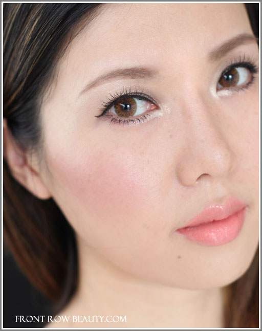 Chanel-Joues-Contraste-Powder-Blush-NARCISSE-swatch-fotd-3