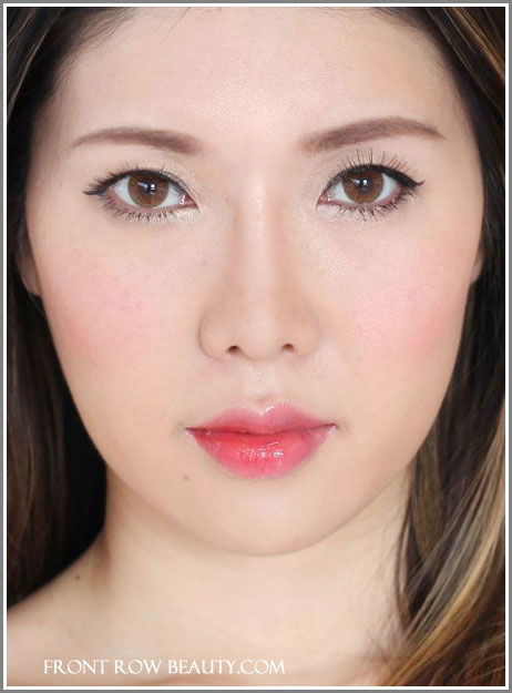 ysl-rouge-pur-couture-vernis-a-levres-glossy-stain-12-corail-fotd-swatch
