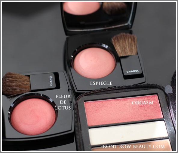 chanel-joues-contraste-powder-blush-fleur-de-lotus-nars-orgasm-espiegle