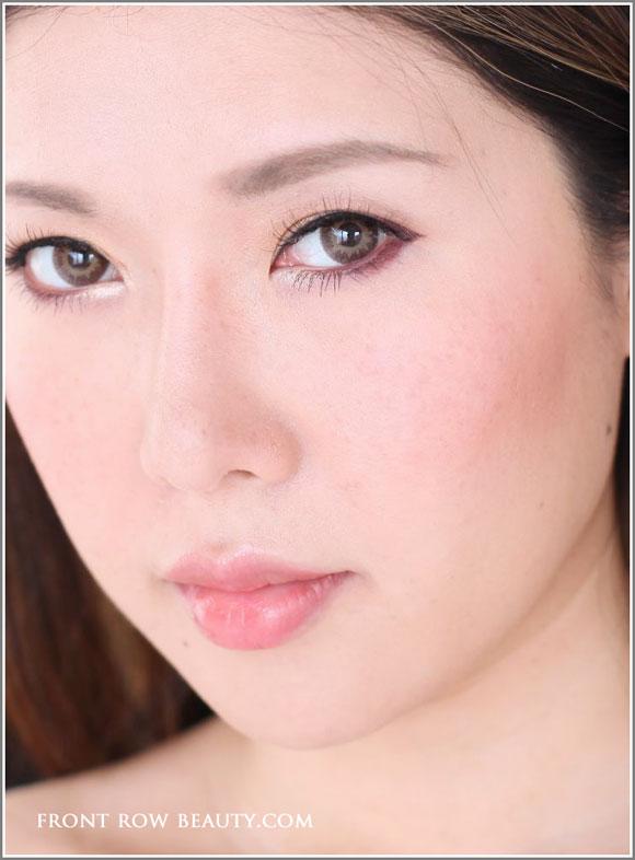 chanel-stylo-yeux-waterproof-eyeliner-grenat-swatch-eotd