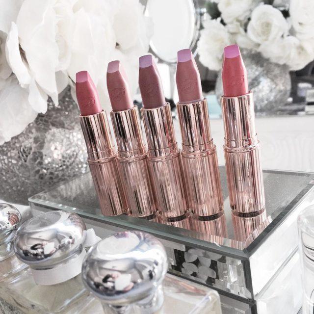 #ctilburymakeup #lipstickjunkie #charlottetilburymakeup #luxurybeauty #bblogger #makeuplover