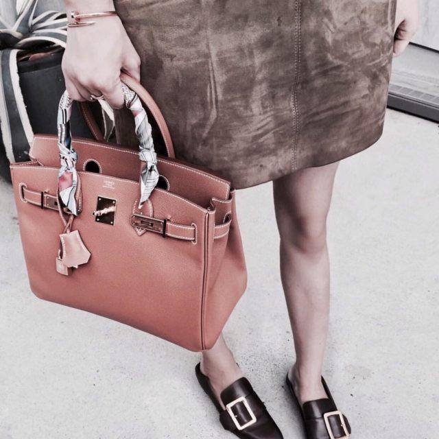 Today's #details #bagoftheday #hermes #birkingold #birkin30 #hermelover #hermesbirkin30 #bally #ballyloafers #ballyjanelle #botd #luxe #luxuryfashion #luxurystyle #instastyle