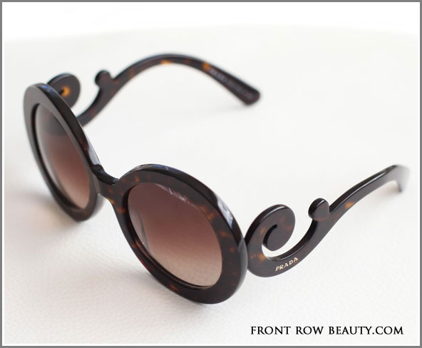 Prada -Baroque-Round-Sunglasses