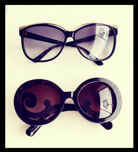 Prada -Baroque-Round-gucci-oversized-retro-cat-eye-Sunglasses
