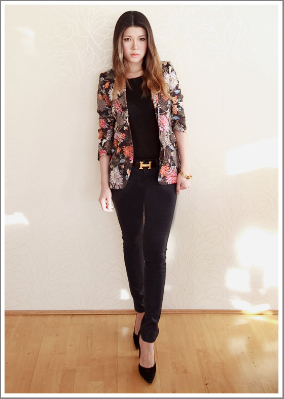 zara-floral-blazer-j-brand-901-waxed-legging-jeans-1