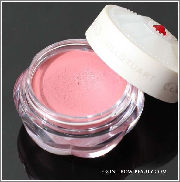 jill-stuart-patisserie-collection-custard-lip-pot-01-cherry-custard-swatch