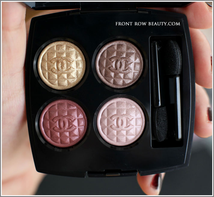 chanel-2012-holiday-collection-Quadra-EyeShadow-HARMONIE-DU-SOIR-swatches-review
