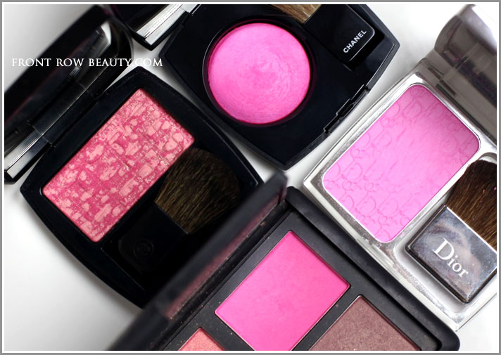 chanel-joues-contraste-blush-ultra-rose-nars-desire-tweed-fuchsia-dior-rosy-glow-comparison-1