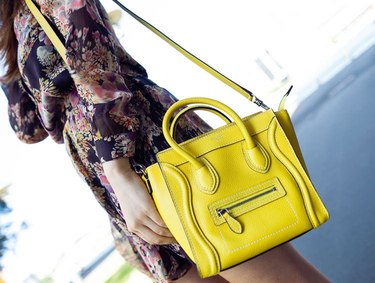 celine-luggage-mini-bright-yellow-lemon-2