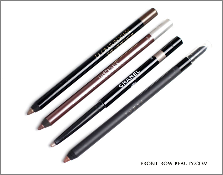 lancome-Crayon-Kohl-015-Jazzy-Taupe-urban-decay-underground-chanel-rose-platine-three-01-comparison