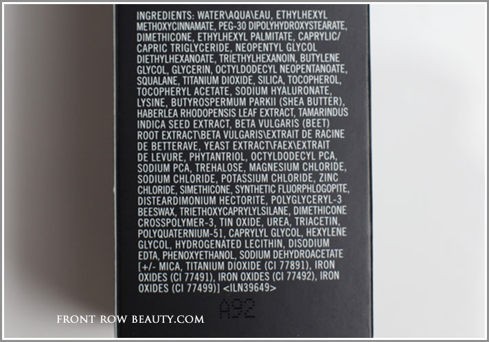 MAC-Mineralize-Moisture-SP-15-Foundation-review-ingredient