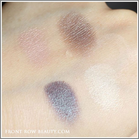 Suqqu-Blend-Color-eye-Shadow-Palette-EX11-SUMIREDAMA -swatche