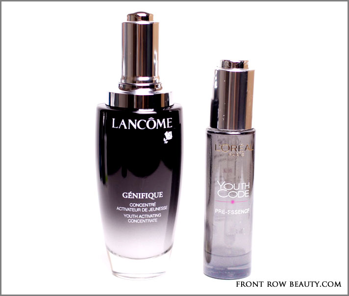 lancome-genifique-youth-activating-concentrate-vs-loreal-youth-code-pre-essence