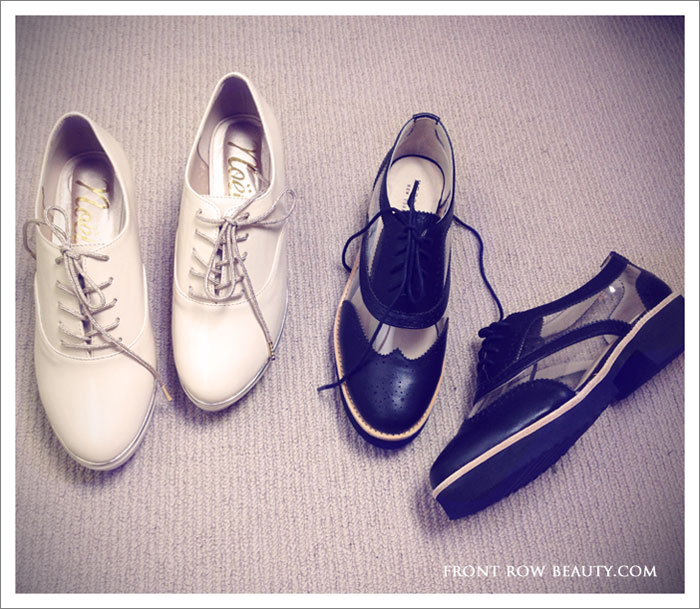 black-and-white-oxfords