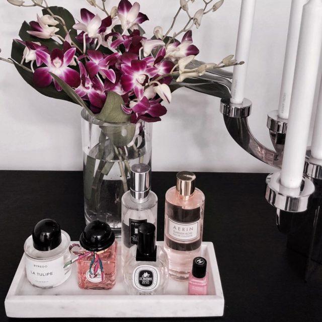 On high rotation #perfumelover #luxurybeauty #luxe