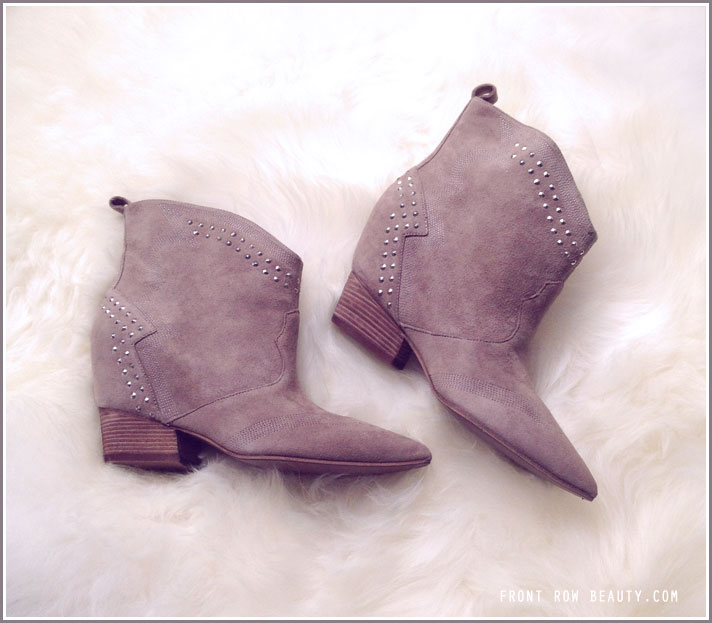 Its Shoe Time – Sigerson Morrison Accent Studded Booties