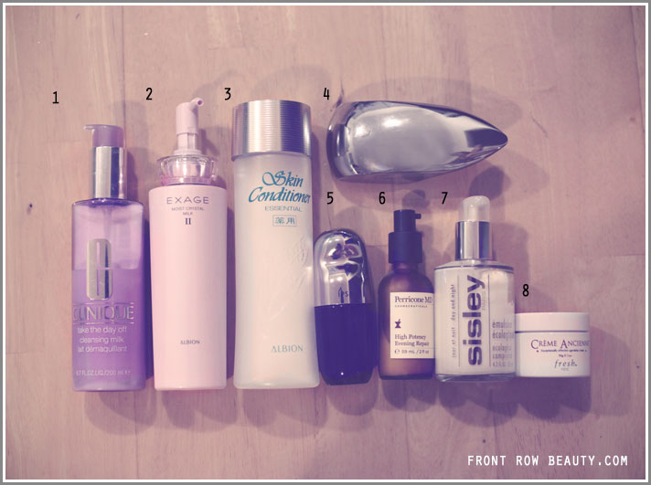frontrowbeauty_skincare_routine