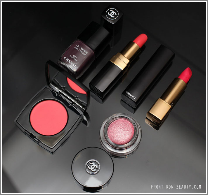 Chanel Spring 2014 Collection Notes De Printemps Preview and Swatches