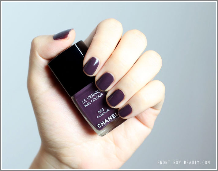 Wearing Today – Chanel Le Vernis Charivari 603