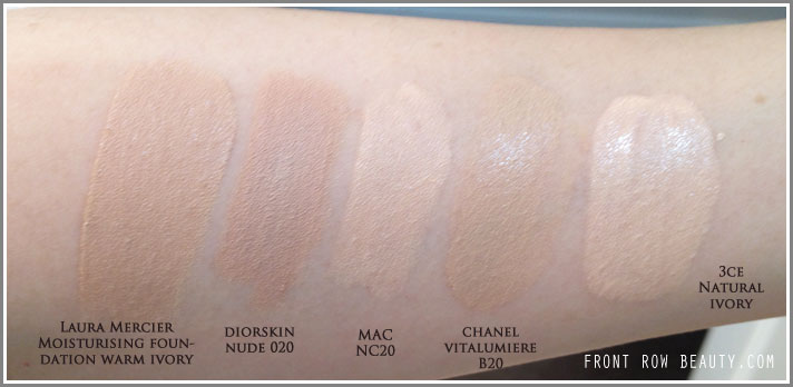 Glossing Waterful Foundation SPF15 PA+ by 3 Concept Eyes #5