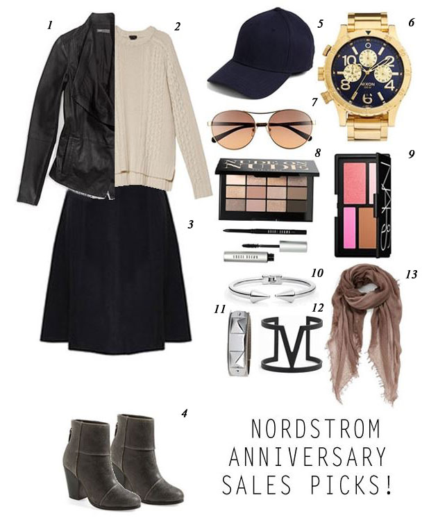 Nordstrom 2014 Anniversary Sale Picks