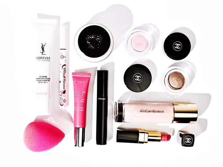 5 minute makeup essentials