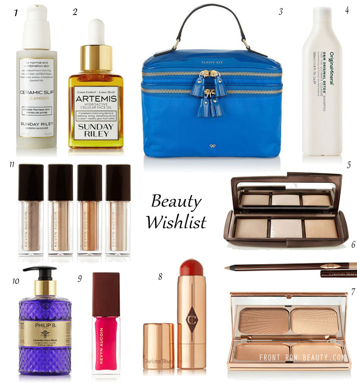 Beauty Wishlist – Net A Porter Edition