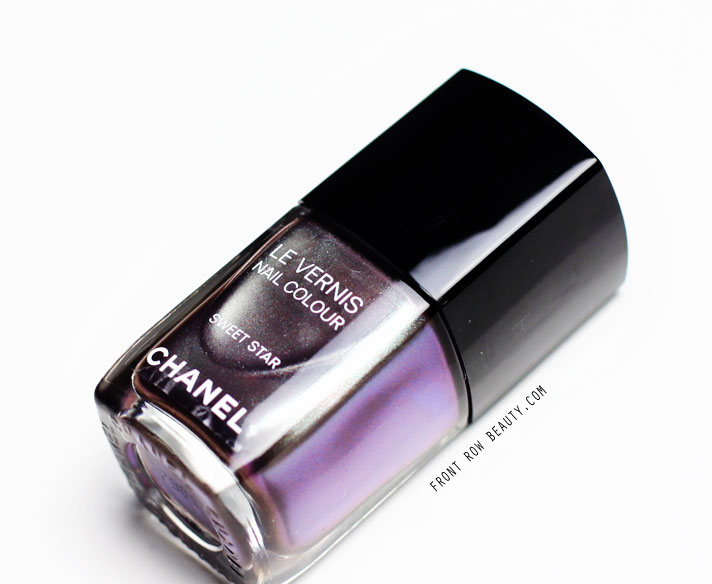 Chanel Le Vernis Sweet Star Swatch – Vogue Fashion's Night Out 2014