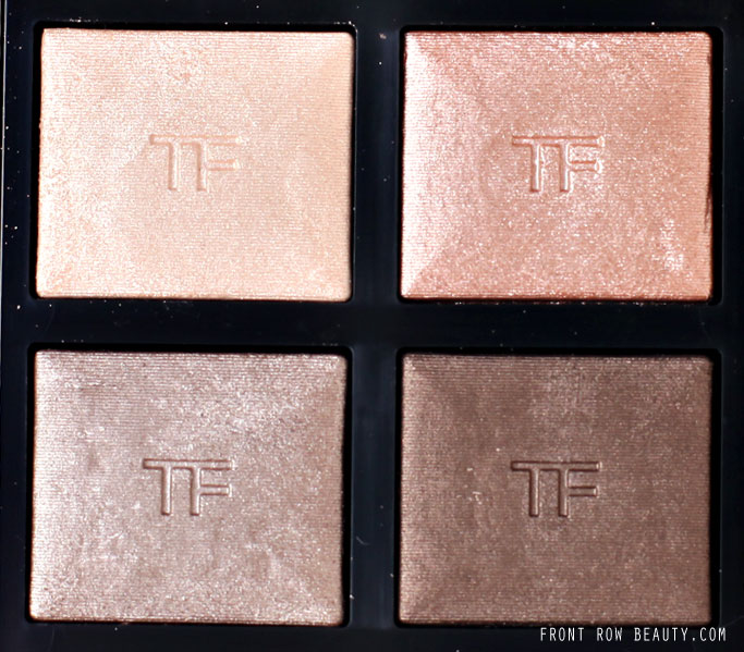 Tom Ford Nude Dip Eye Color Quad and Contouring Cheek Color Duo Stroked Review, Swatch and FOTD