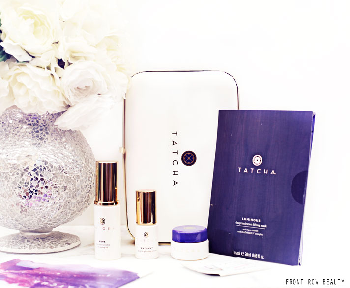 TATCHA Ritual Discovery Kit for Dry Skin Review