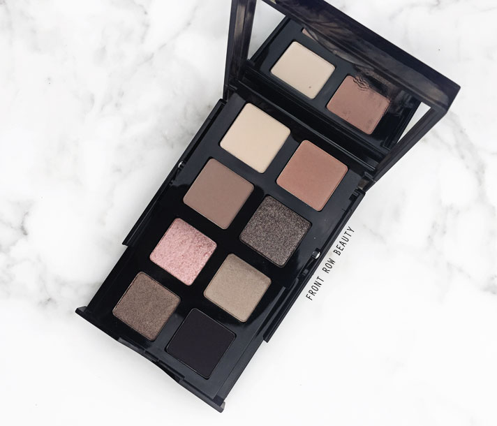 Bobbi Brown Smokey Nudes Eye Shadow Palette Review and Swatch