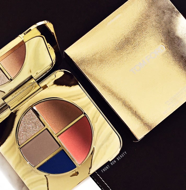 Tom Ford Unabashed Eye and Cheek Palette is in store now!