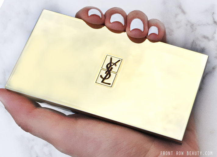 YSL Le Teint Touche Eclat Illuminating Compact Powder Foundation Review