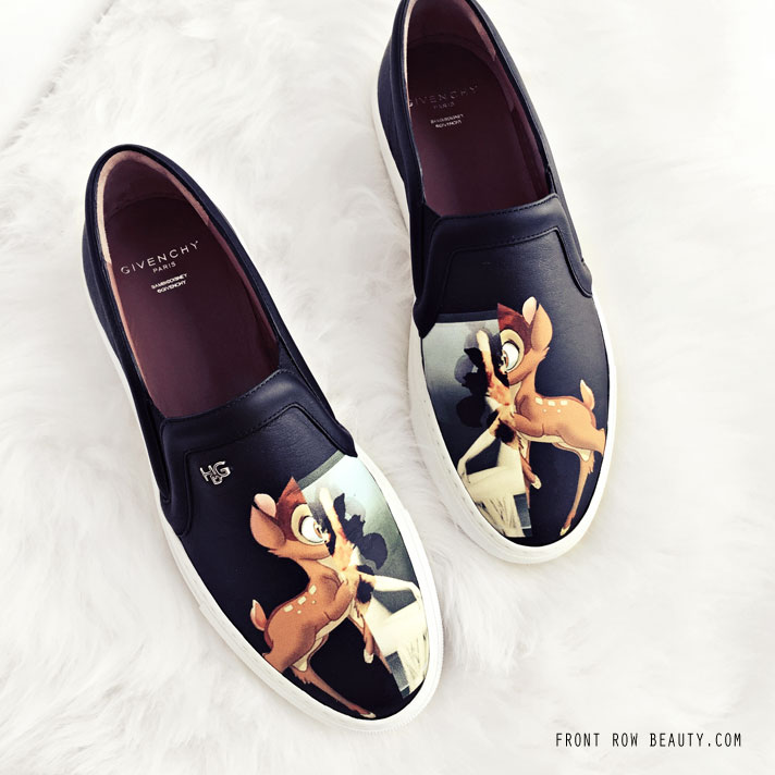 NEW IN – Givenchy Bambi Leather Sneaker