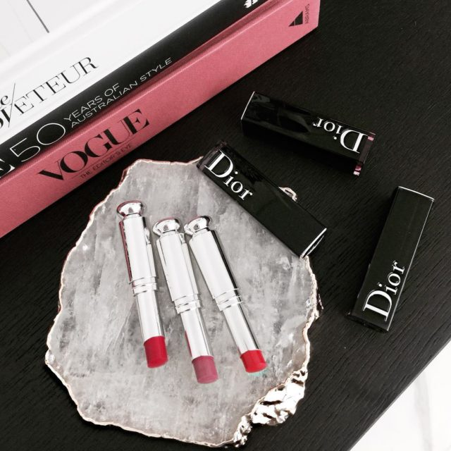 #Dior lacquer gel sticks review #comingsoon #flatlay #makeuplover #beautyjunkie #diorbeauty #diormakeup #luxurybeauty
