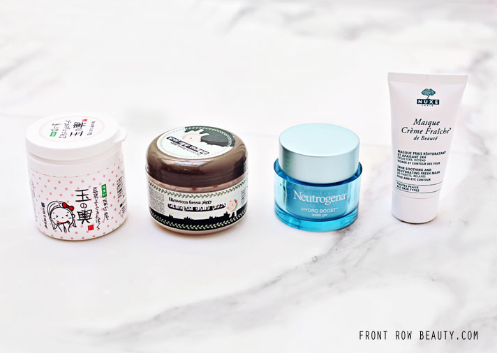 Best Drugstore Hydrating and Moisturizing Face Masks – My Recommendations