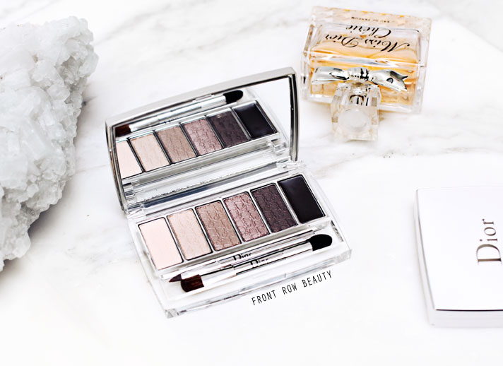 Dior Eye Reviver Eyeshadow Palette Review and Swatch