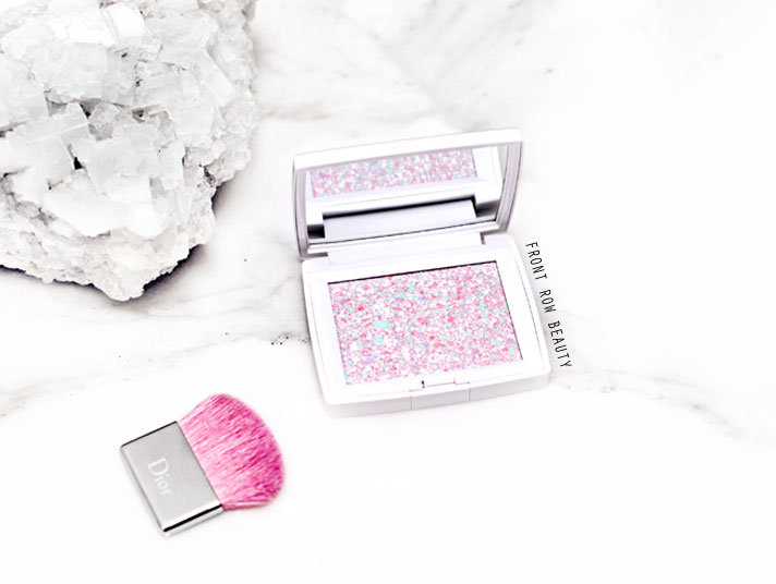 Les Neiges de Diorsnow Rainbow Powder Review and Swatch
