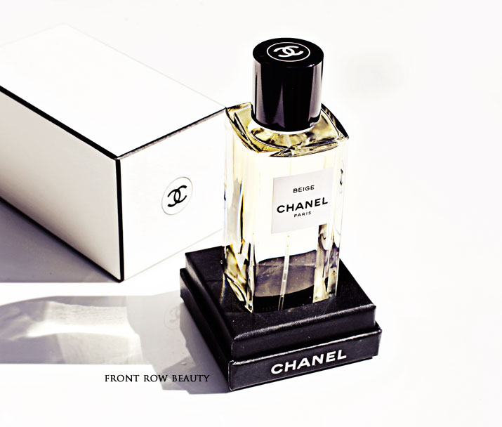 Chanel Beige Perfume Review