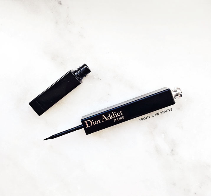 Dior Addict IT LINE Liquid Eyeliner Review and Swatch