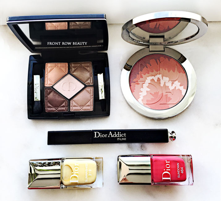 Coming soon – Dior Tie Dye Summer 2015 Collection