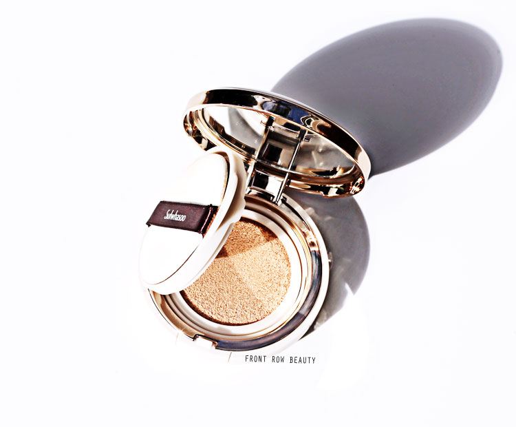 Sulwhasoo Perfecting Cushion Foundation Compact Review